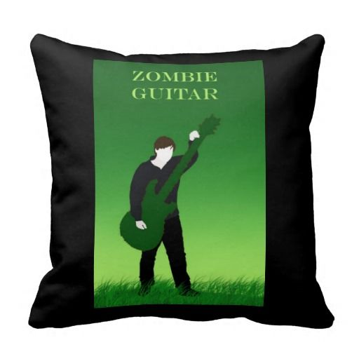 >>>best recommended          	Zombie Guitar Pillows           	Zombie Guitar Pillows We have the best promotion for you and if you are interested in the related item or need more information reviews from the x customer who are own of them before please follow the link to see fully reviewsThis De...Cleck link More >>> http://www.zazzle.com/zombie_guitar_pillows-189382527701584035?rf=238627982471231924&zbar=1&tc=terrest