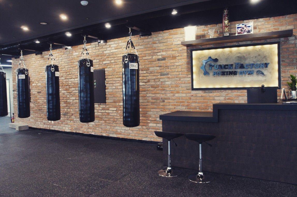 Best Stylish Boxing Gym In Korea P Fac Boxing Punchfactoryboxinggym Boxinggym Stylish Fitness Gym Fitnessstudio Architektur Kickboxen Fitness