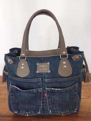 Jeans Taschen #vieuxjeans