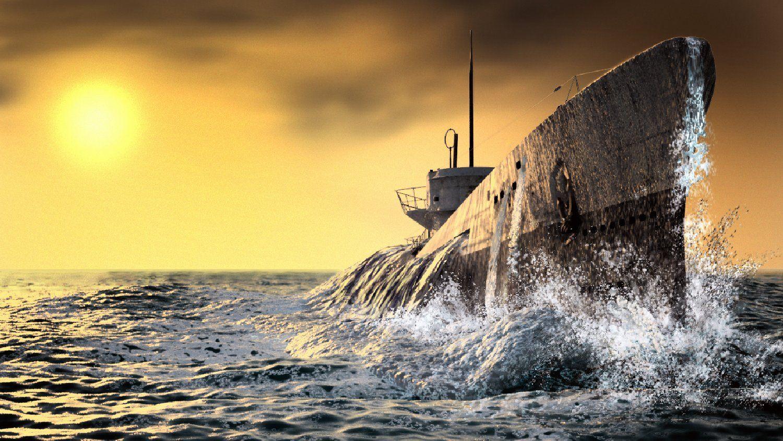 boat wallpaper backgrounds | wallpaper u-boat bagi anda