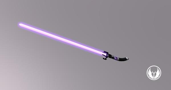 Adaptive Saber Parts Lightsaber I Have Constructed My Saber And The Crystal Is Indigo Lightsaber Custom Lightsaber Jedi Sith