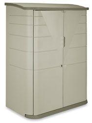 Rubbermaid® Jumbo Storage Shed, 56 x 32 x 78