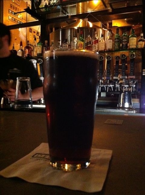 One of our favorites in Bamberg – the Rauchbier Draft has a smoky, hickory taste. It is the bacon of beers!