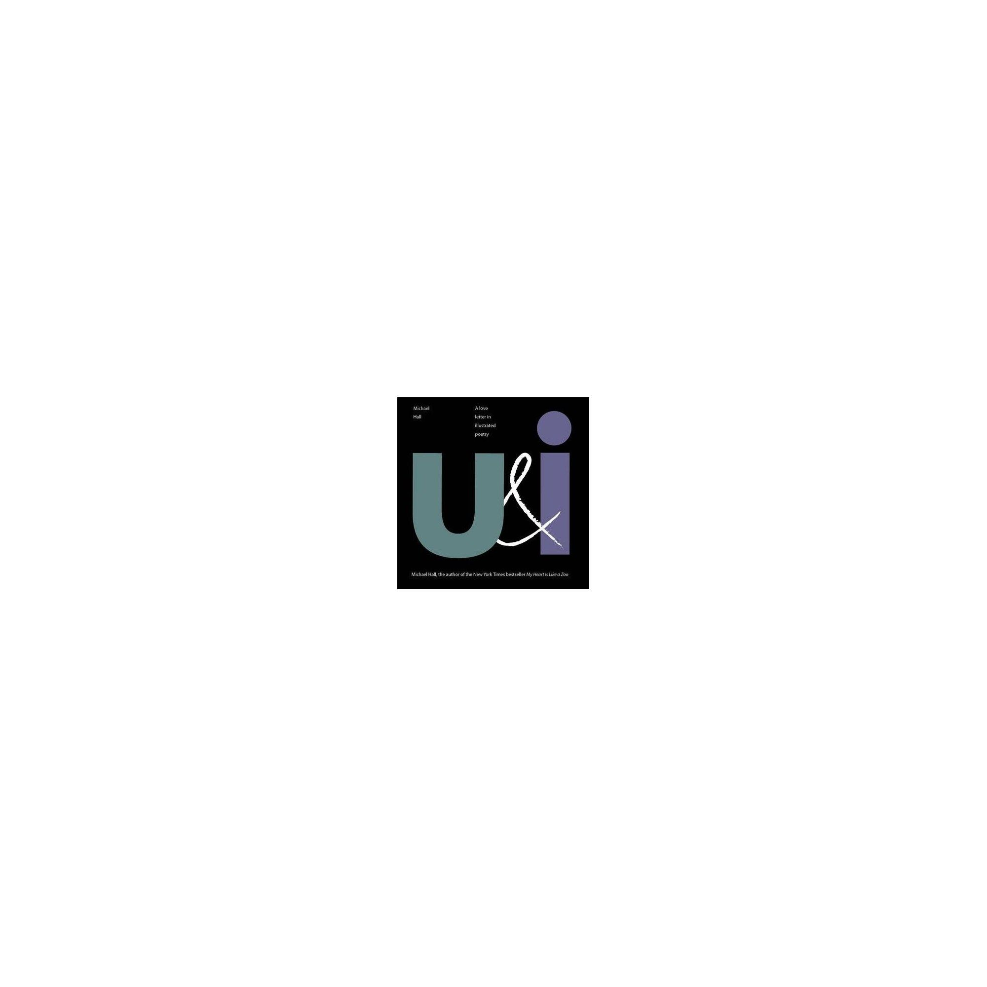U I By Michael Hall Hardcover Hardcover U I Michael