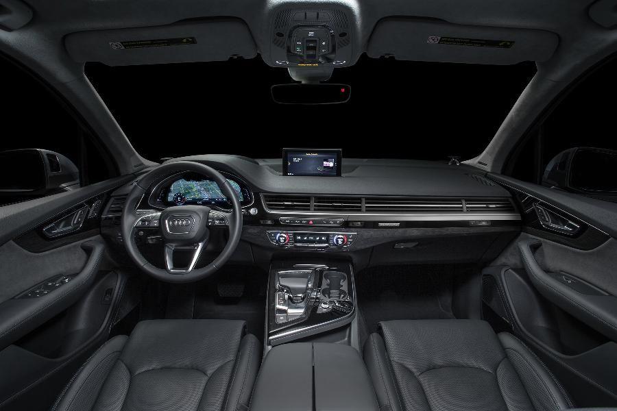 Dash Audi Q7 Audi Audi Q7 Interior