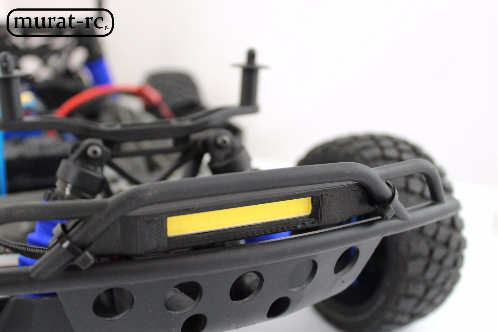 Led Light Bar Front For Traxxas Slash 4x4 2wd Waterproof By Murat Rc Traxxas Slash 4x4 Traxxas Slash Slash 4x4