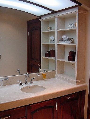 Ba os de granito y marmol monterrey ba os bathrooms for Lavabos de marmol y granito