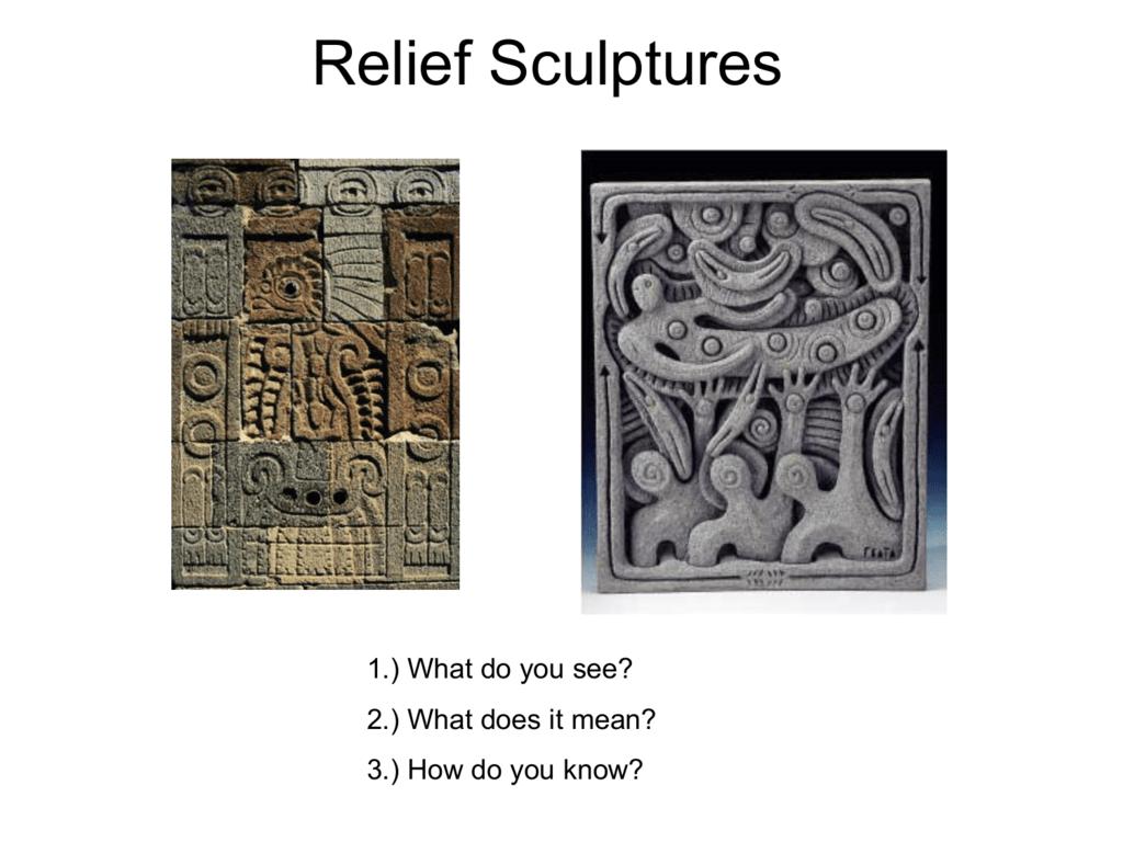 Term paper relief