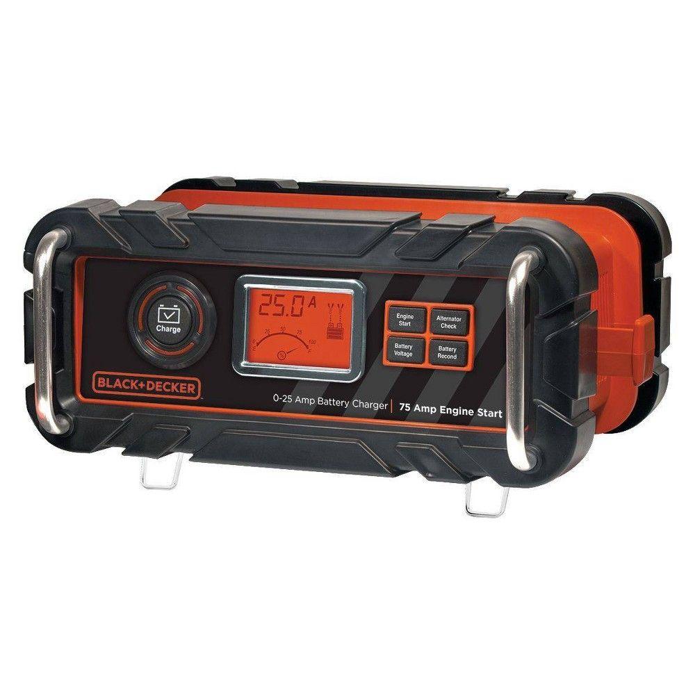 Black Decker 3 25 75 Battery Charger Car Battery Charger Battery Charger Car Battery