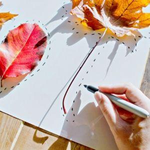 ▷ 1001 + coole Ideen für Basteln mit Kindern im Herbst