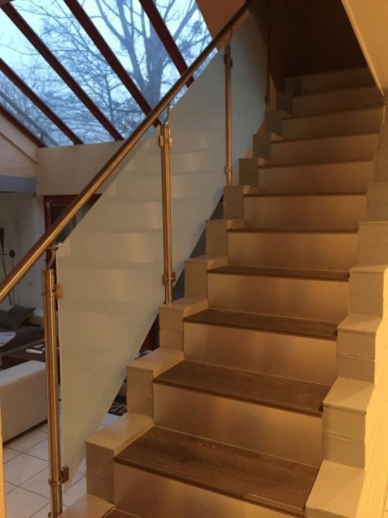 Comment Recouvrir Un Escalier Beton Escalier Beton Escalier