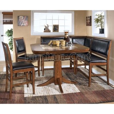 Croften Counter Height Corner Dinette