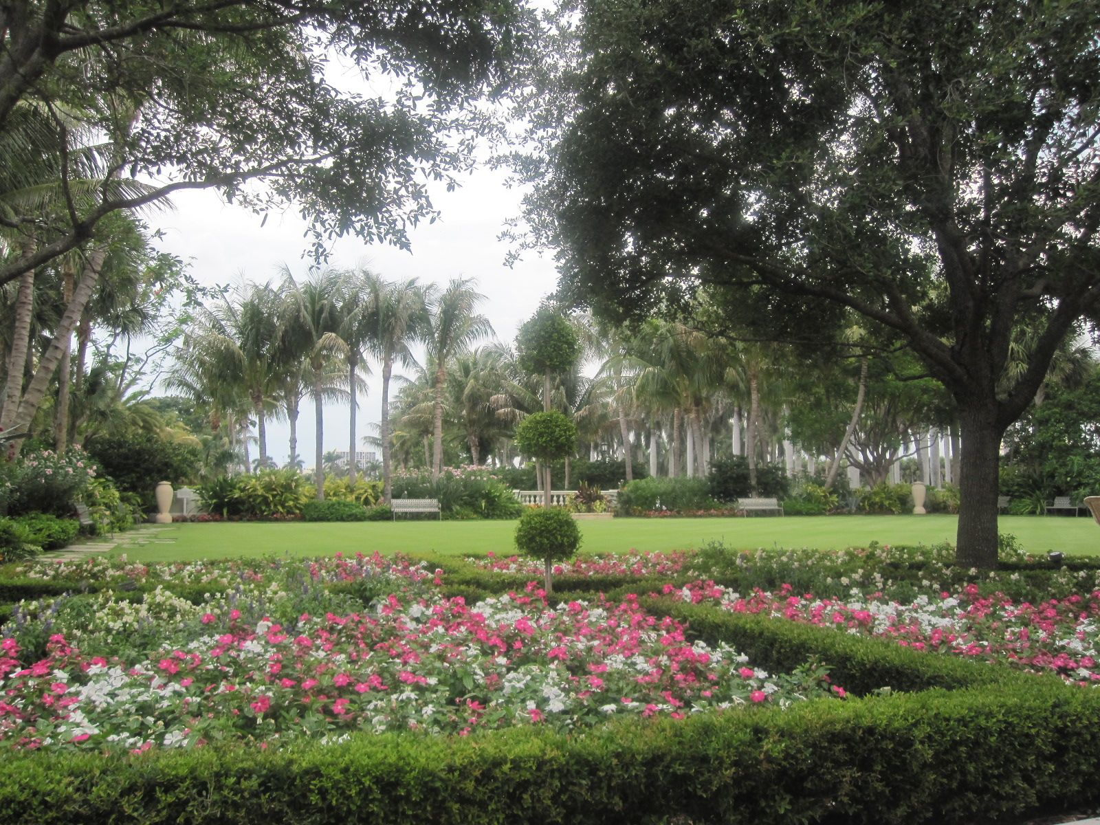 Gardens at the Breakers Palm Beach | The Inspirational Garden ...