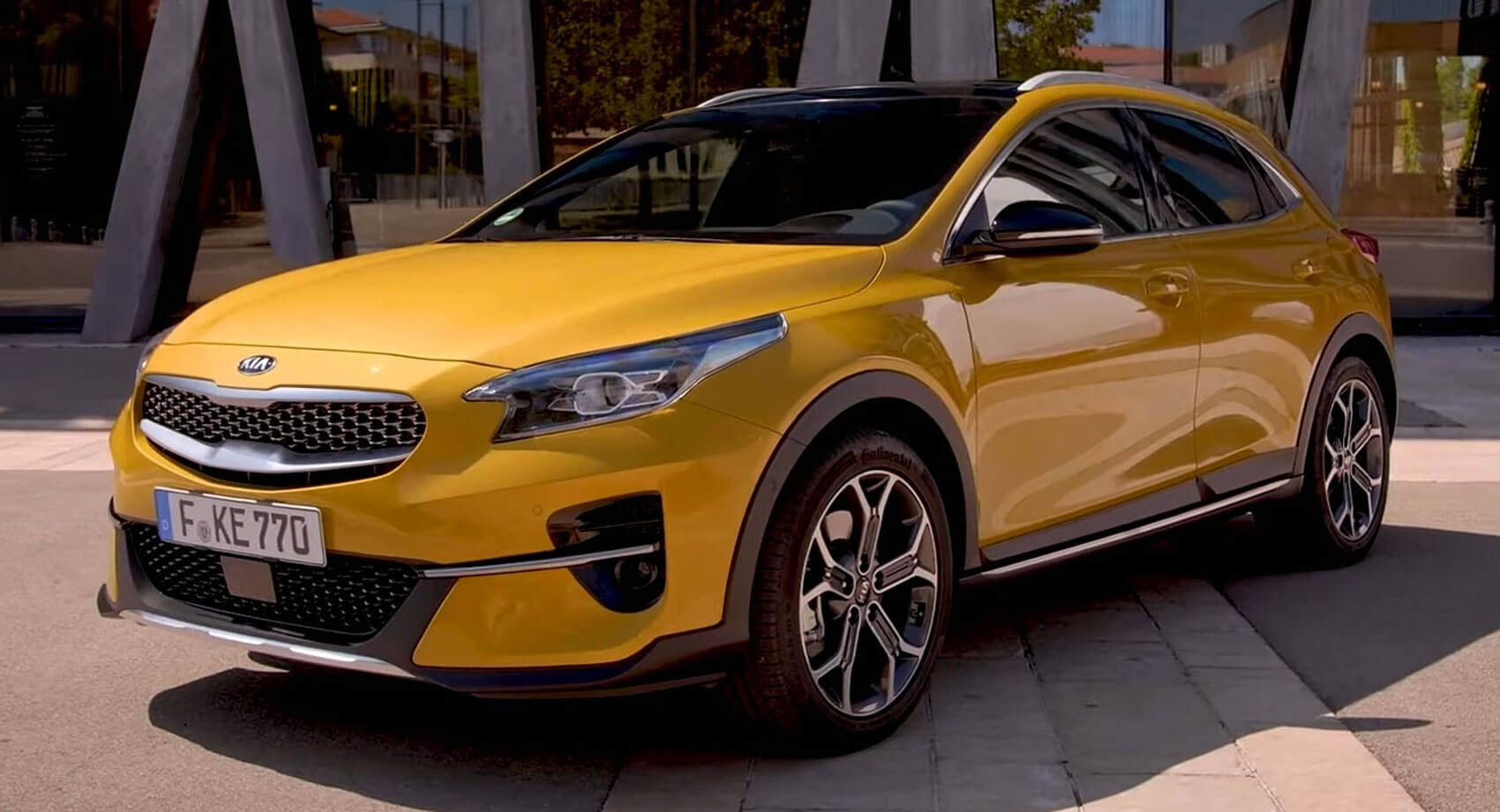 Is The 2020 Kia Xceed More Than Just A Compact Hatch On Stilts Kia Ford Focus Apple Car Play