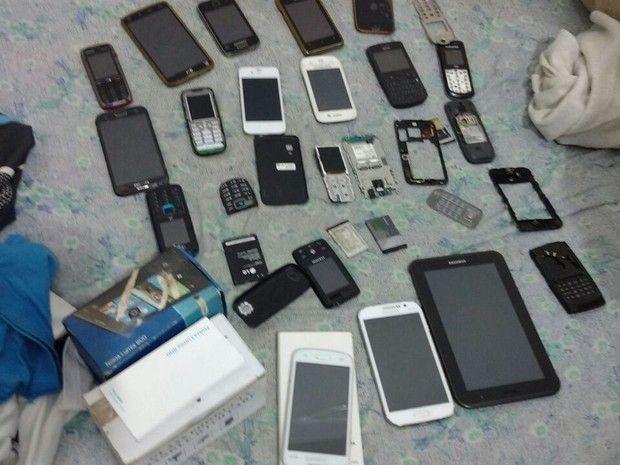 DE OLHO 24HORAS: Polícia deflagra ação para combater furtos e cumpr...