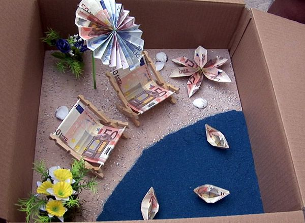 Nuevos regalos originales para novios el dia de su boda tips crafts wedding gifts y - Ideas para regalar dinero en una boda ...
