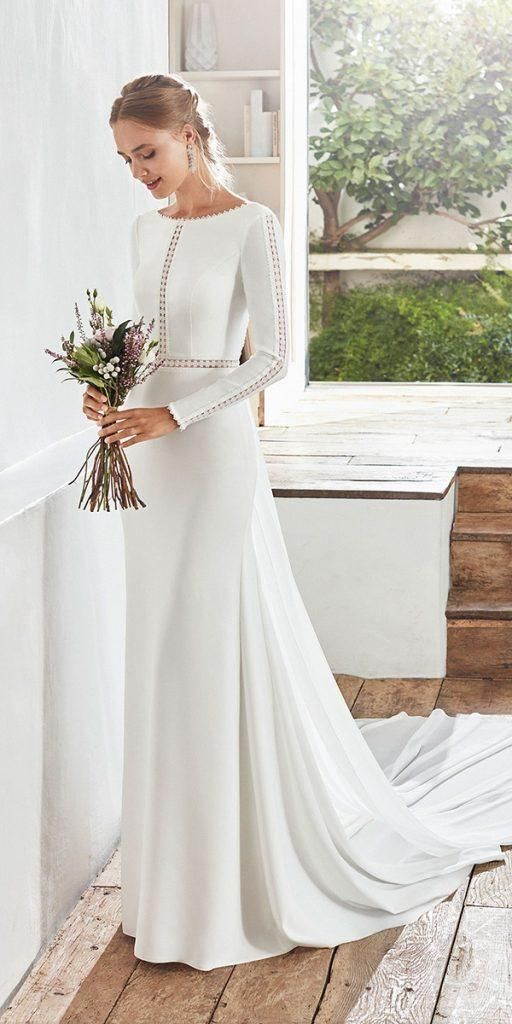 Photo of 15 Bohemian Wedding Dresses For Charming Brides