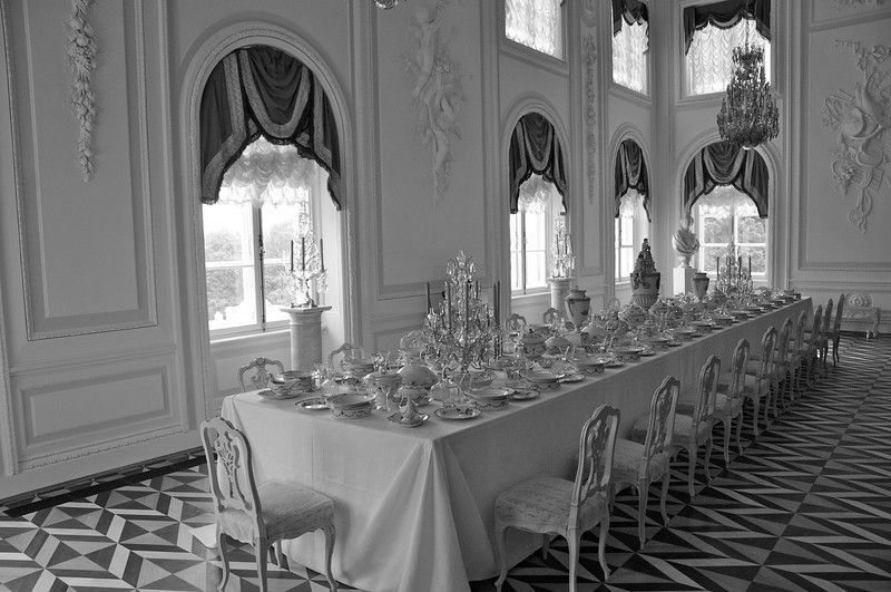 Harv Greenberg Photography - A Wedding Banquet for Tsars - Catherine the Great's Summer Palace - Russia.