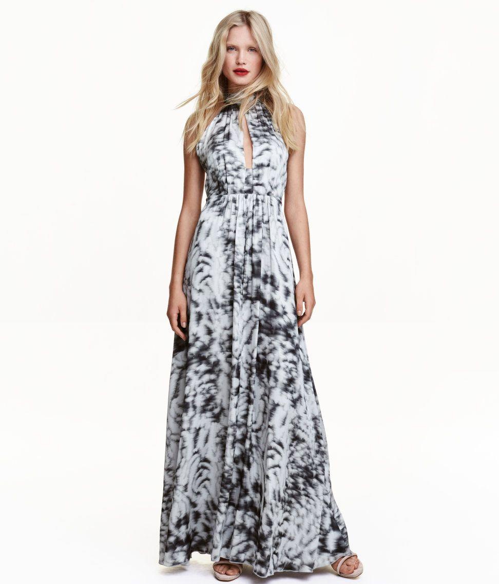 7c6b8179c19 Satin Maxi Dress