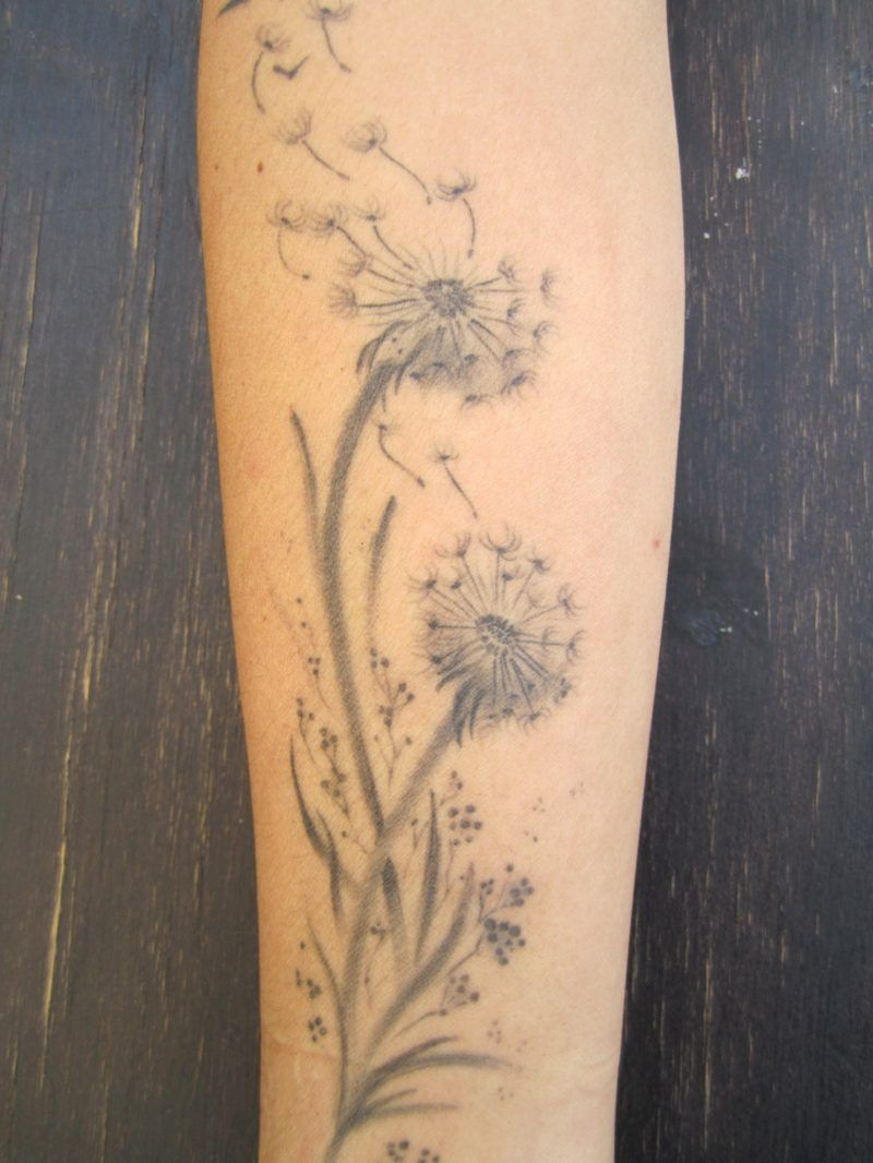Pusteblume Tattoo Welche Ist Die Richtige 0