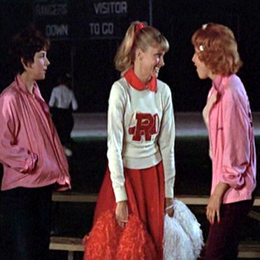 Rydell High Grease Costumes Sandy Film Aesthetic