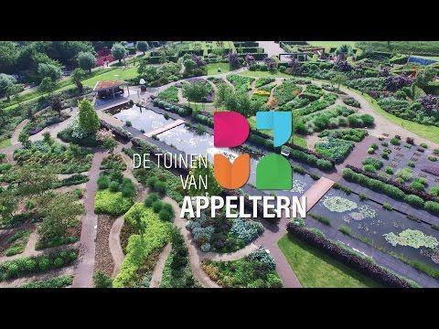 De Tuinen Van Appeltern Landscape Projects Netherlands Garden