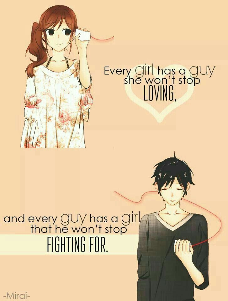 Pinterest • The world's catalog of ideas  |Anime Friendship Boy And Girl Quotes