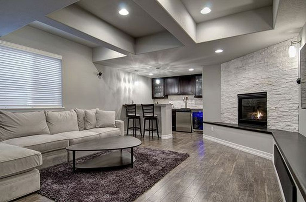 20+ Basement Remodel Become An Extraordinary Room On Your A Budget