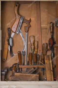 Antique Woodworking tools toronto On (With images ...