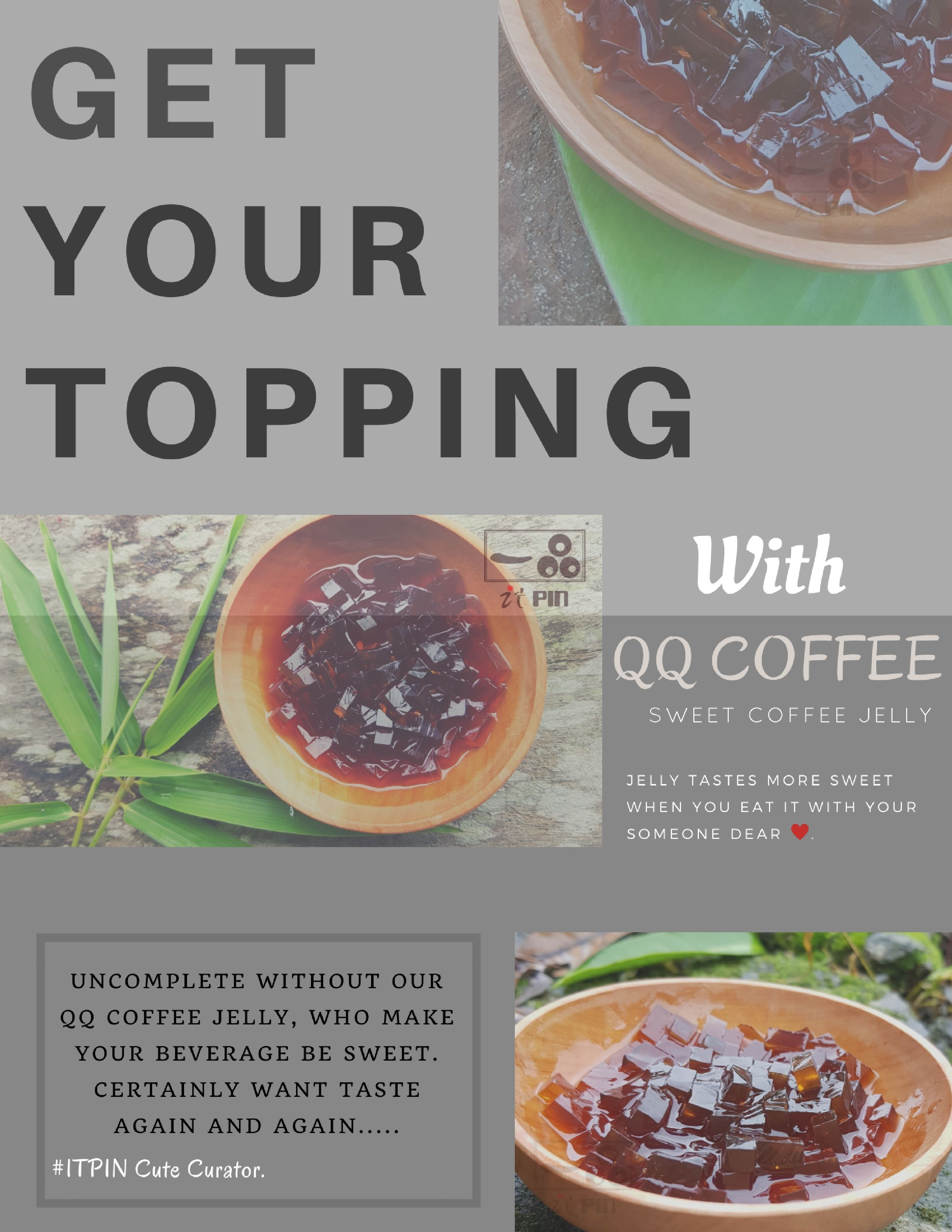Topping Jelly Qq Coffee Jakarta Bubble