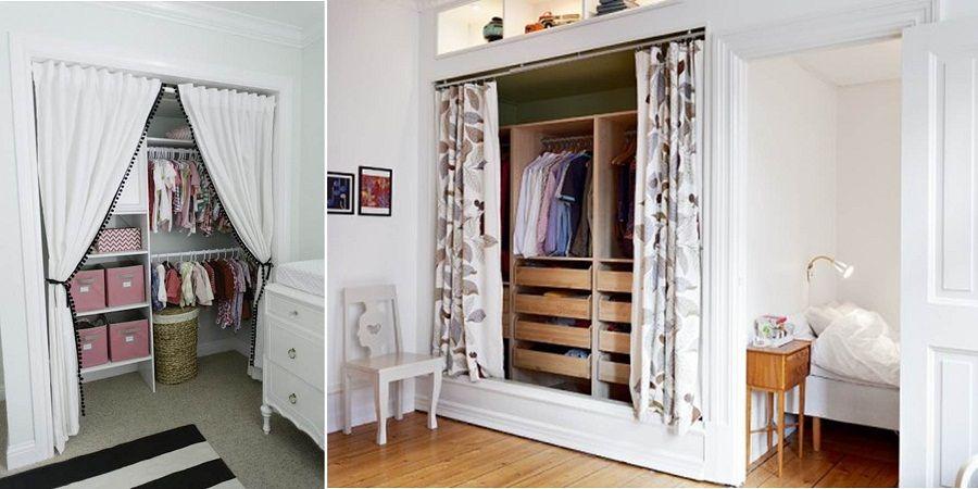 closet sin puertas descubre c mo decorarlo y hacerlo
