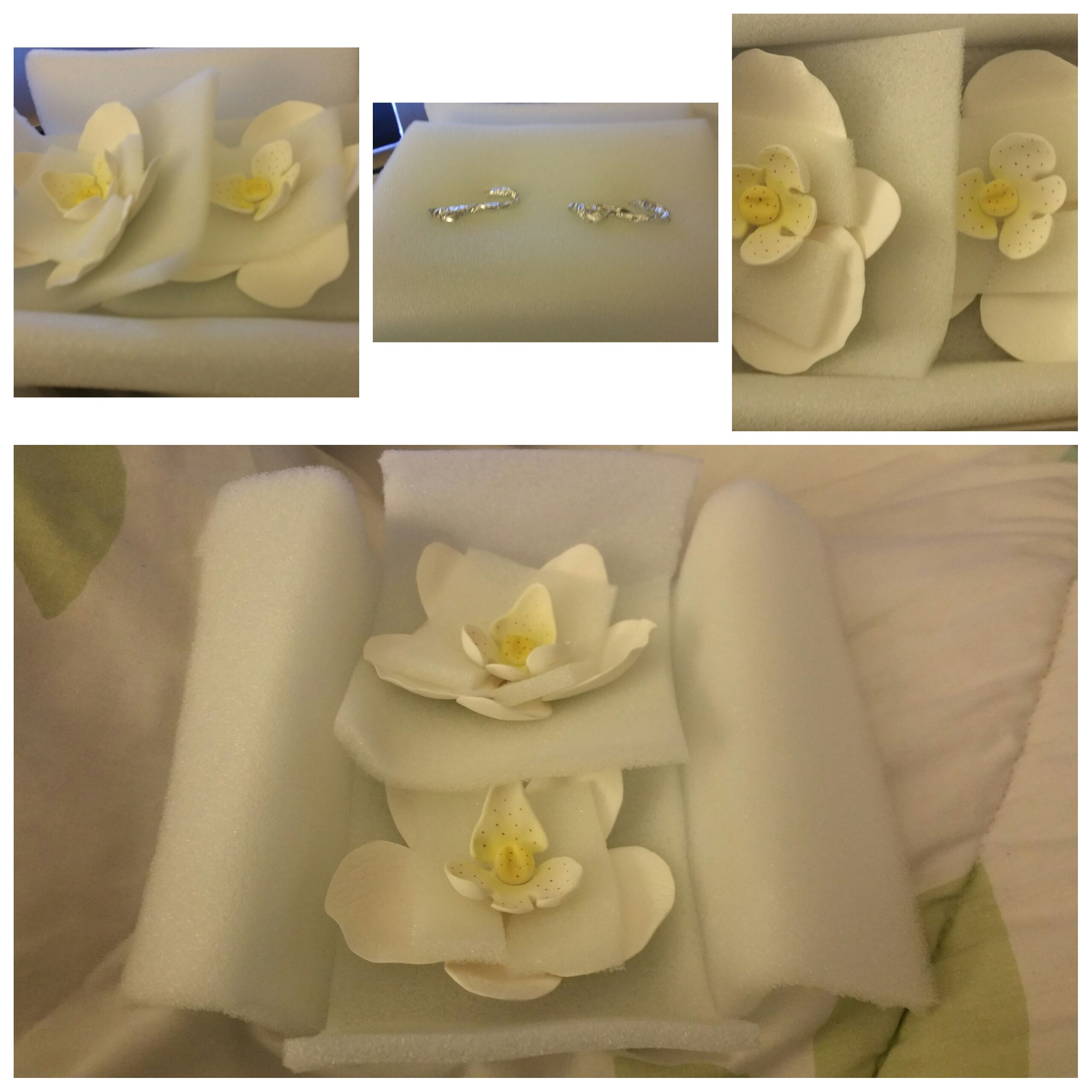Packaging Option For Gumpaste Flowers Sugar Flowers Sugar