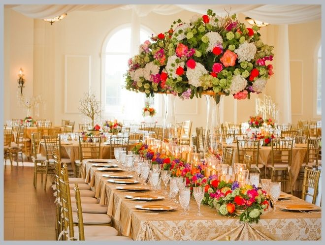 Inch tall round body flared rim trumpet vase wedding