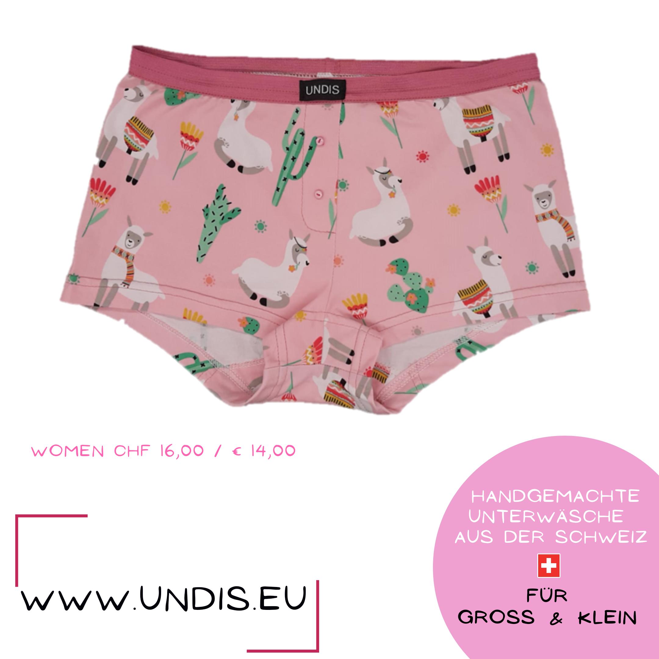 UNDIS - www.undis.eu Lustige Unterwäsche im Partnerlook