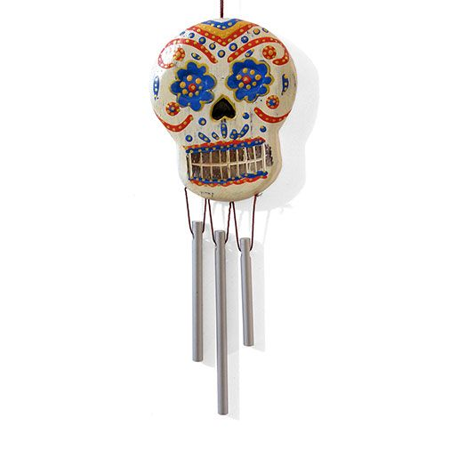 Candy Skull Chime