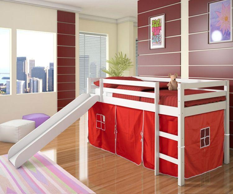 Kinderbetten in modernem Design Komfort und Spaß