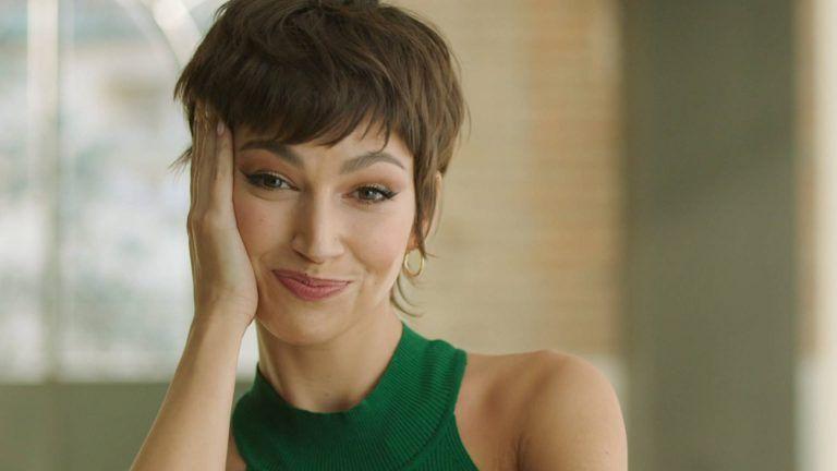 úrsula Corberó Tokio En La Casa De Papel Nuevo Rostro De Falabella Womens Hairstyles Short Hair Styles Actresses