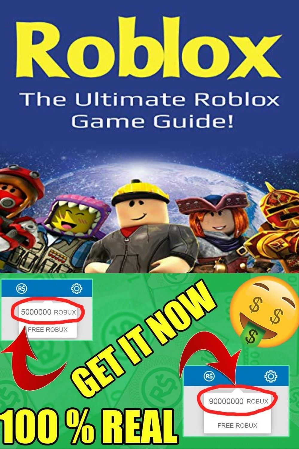 Pin On Free Robux 2020