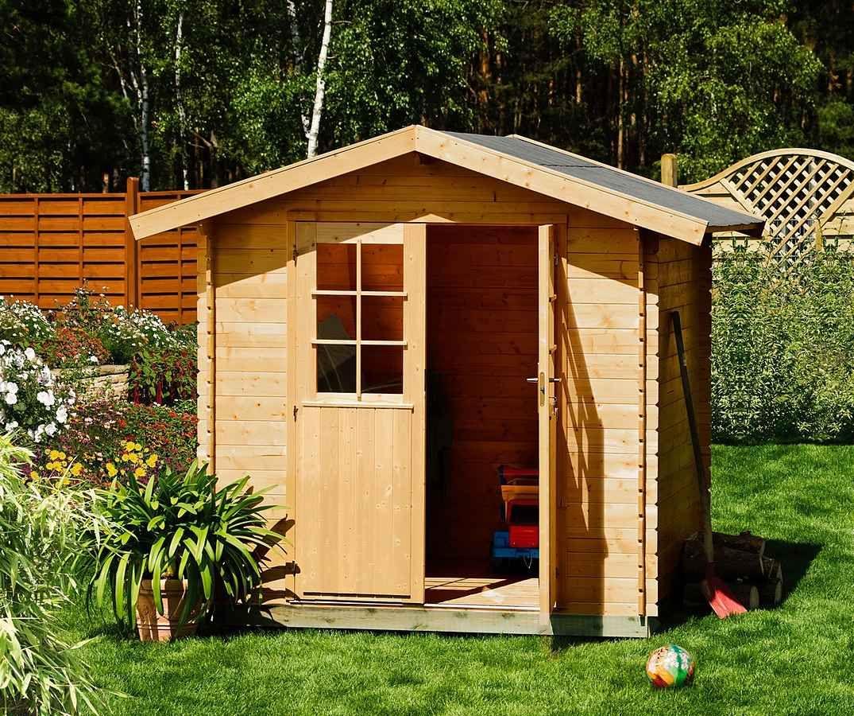 Kiehn Holz Gartenhaus Plau Bxt 283x263 Cm Mit Fussboden Online Kaufen Otto Gartenhaus Haus Weka Gartenhaus