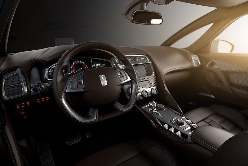 Citroen DS5 interior | Citroën cars | Pinterest