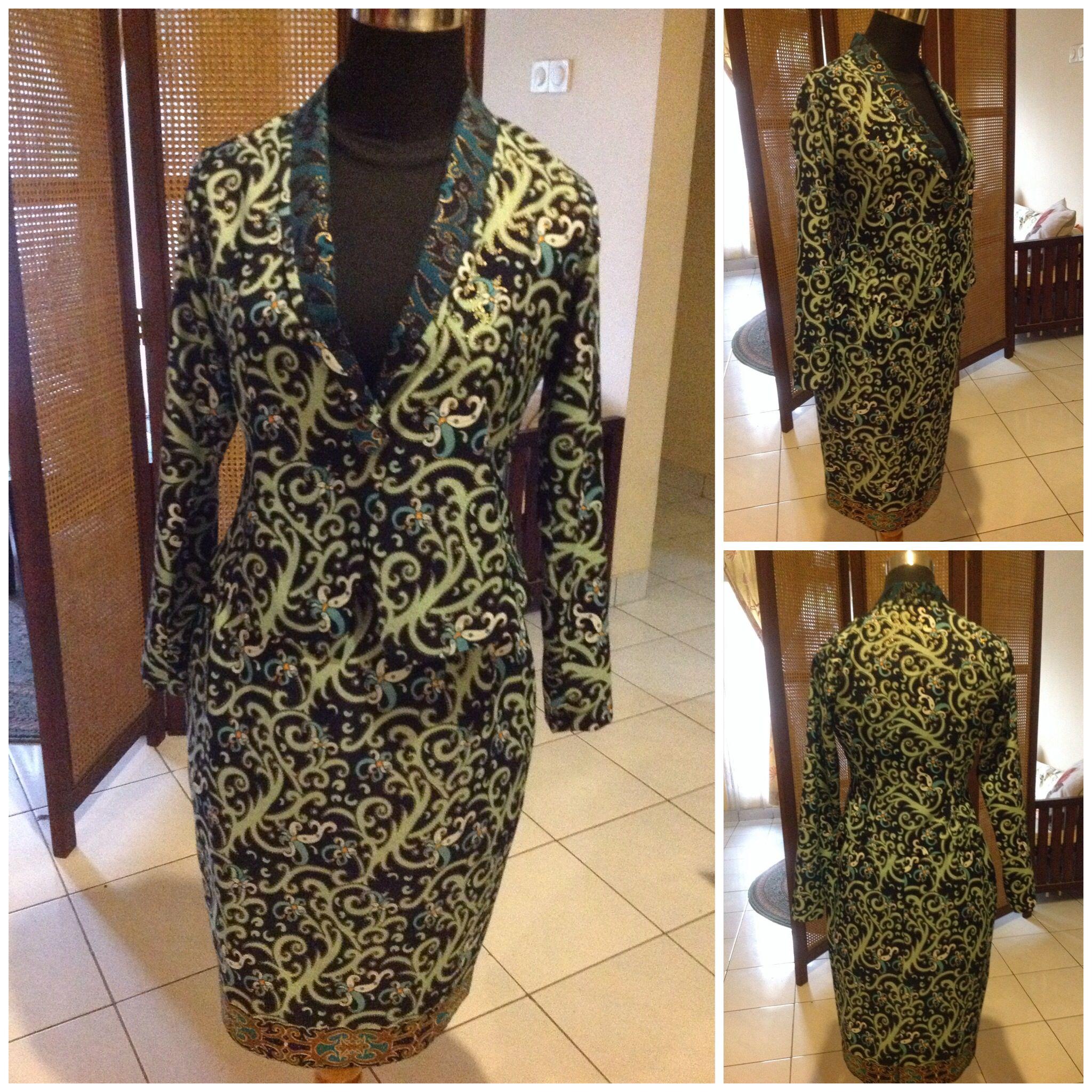 Batik Papua Batik Tenun Kebaya Dress Dresses Batik Kebaya
