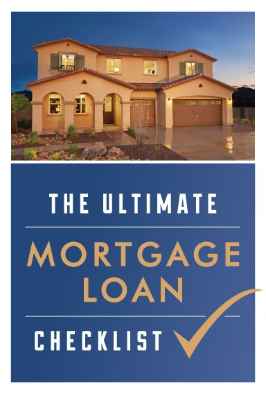 A Mortgage Loan Checklist Paperwork To Prepare Mortgage Loan