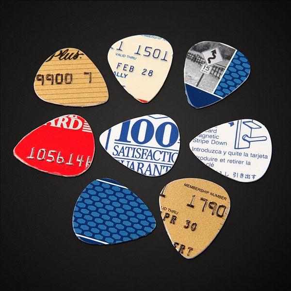 Google Image Result For Http Www Thinkgeek Com Images Products Additional Large E91b Diy Guitar Pick Punch Examp Custom Guitar Picks Cool Guitar Picks Guitar