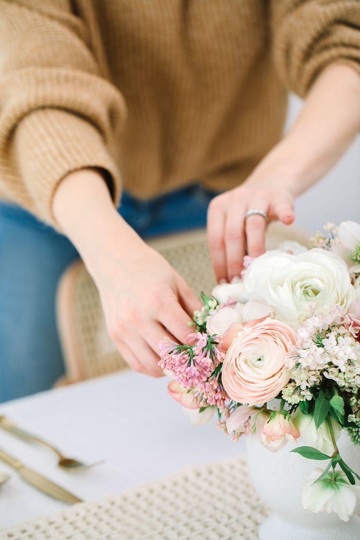 A Pretty Brunch With Macy's Wedding Registry Macys