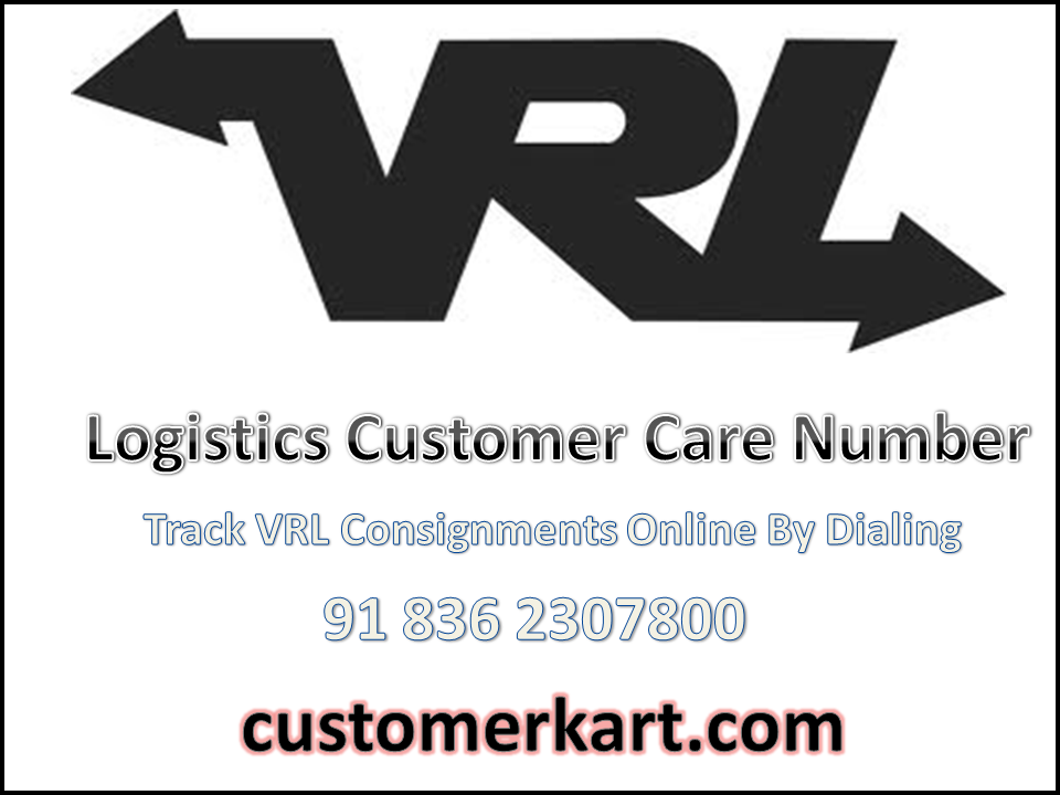 VRL Logistics Customer Care Customer care, Logistics, Care