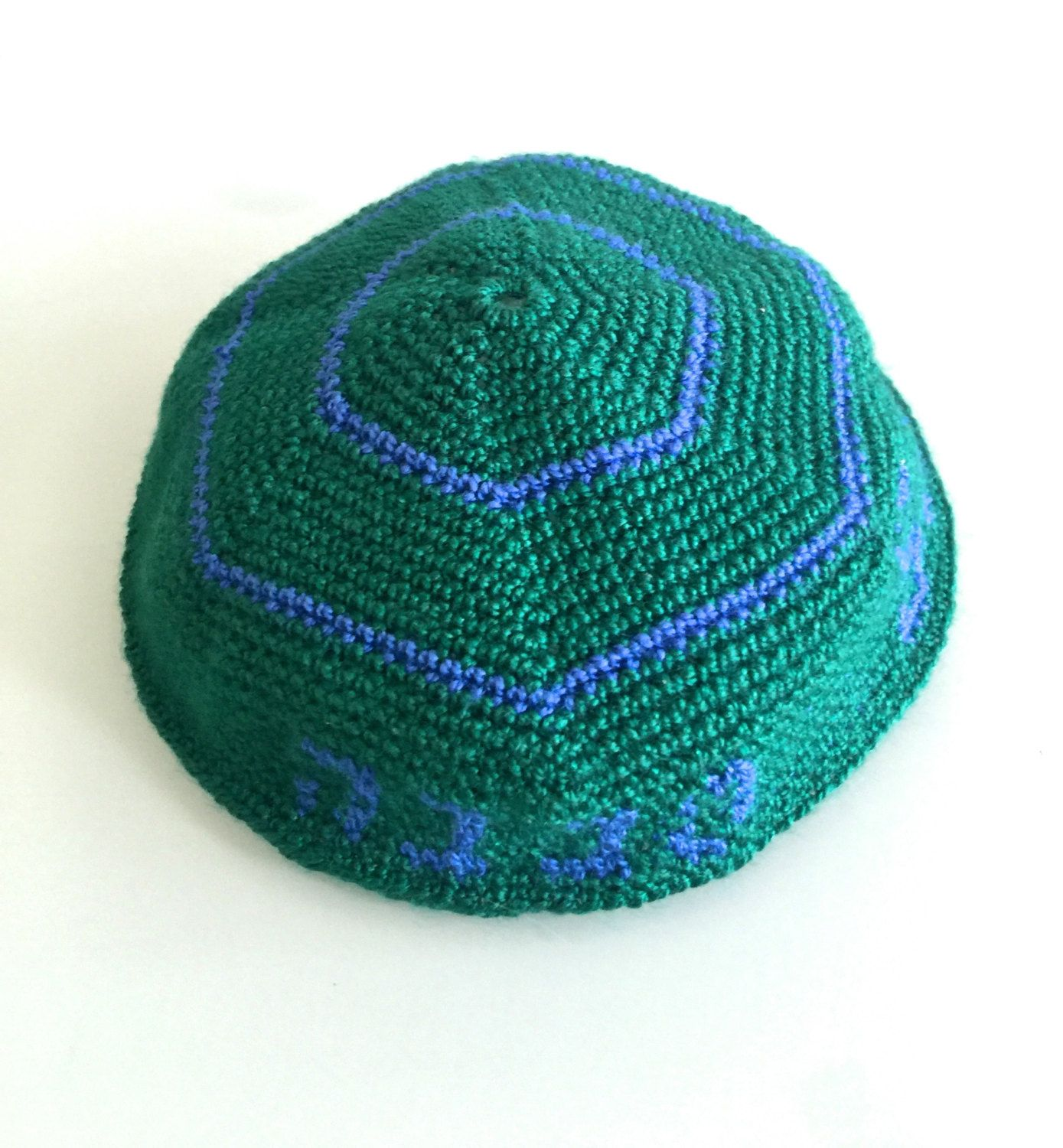 Fancy Yarmulke Sewing Pattern Model - Blanket Knitting Pattern Ideas ...