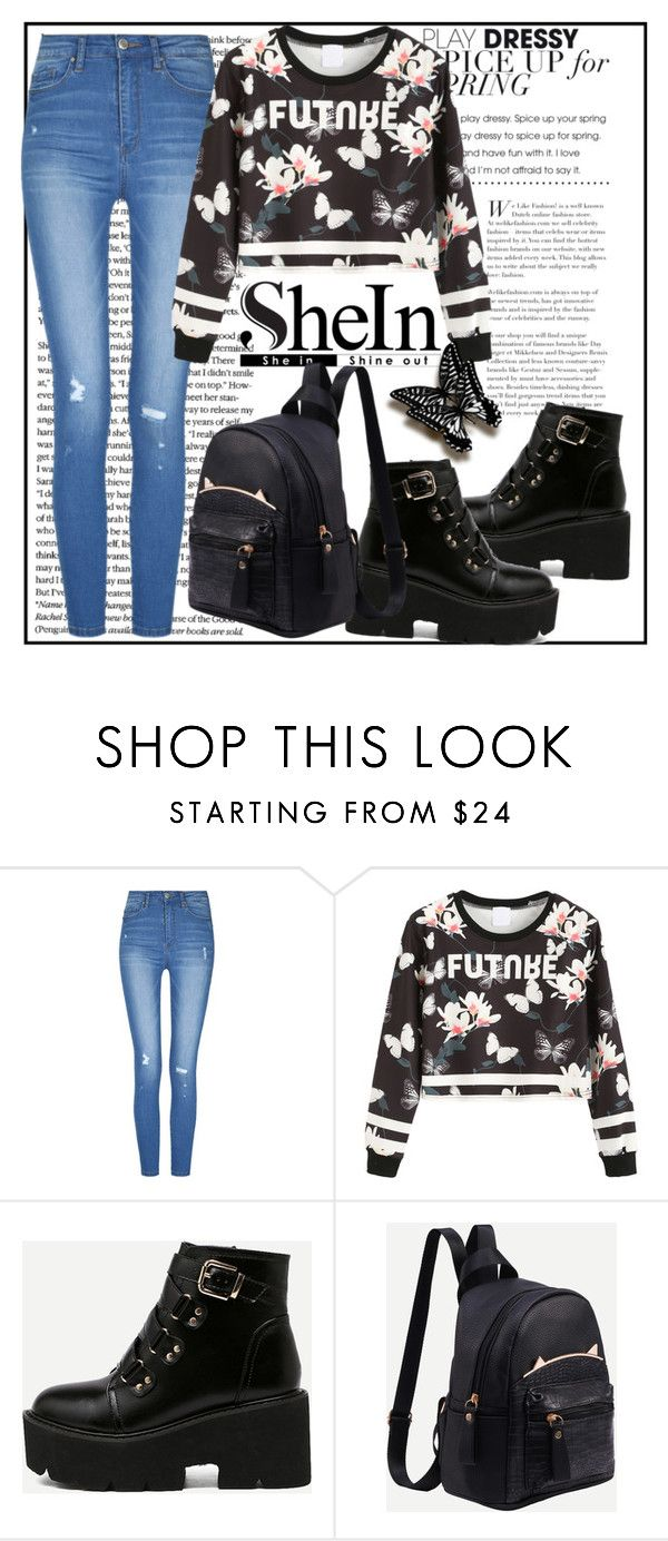 """SheIn5"" by irmica-831 ❤ liked on Polyvore"