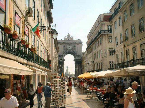 Chiado,Downtown, Lisbon