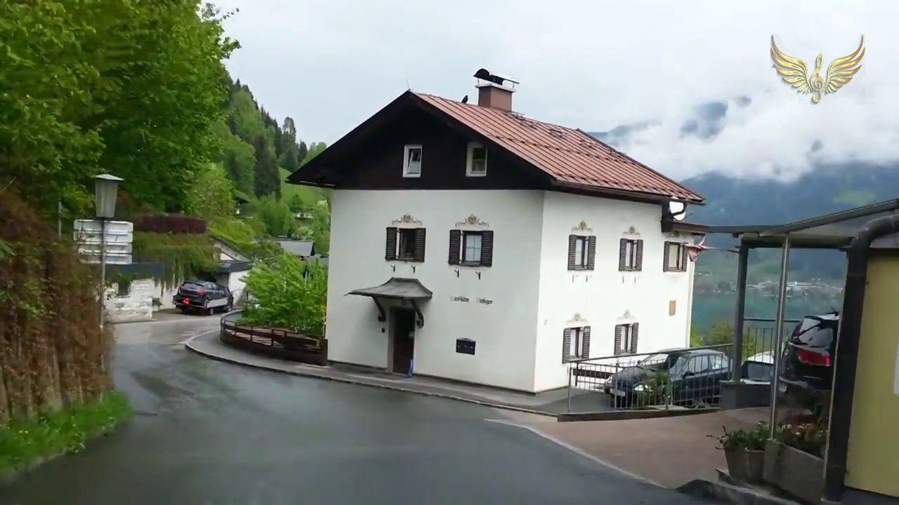 قيادة في اجمل شوراع الريف النمساوي مع اغنية وين رايح لعبد الله رويشد House Styles Mansions Places To Visit