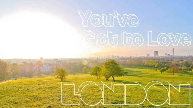 You've Got to Love London. Video by Alex Silver.